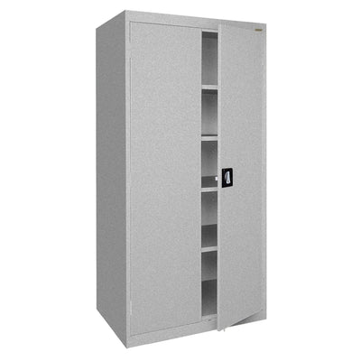Elite Series Storage Cabinet, 36 X 18 X 78, Multi Granite