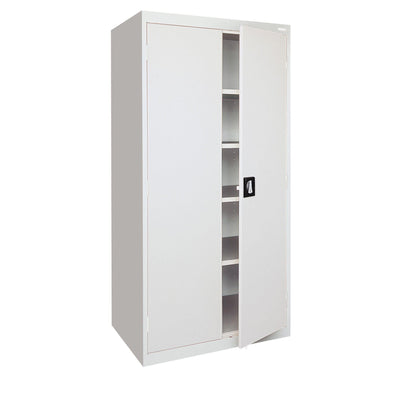 Elite Series Storage Cabinet, 36 x 24 x 72, Dove Gray