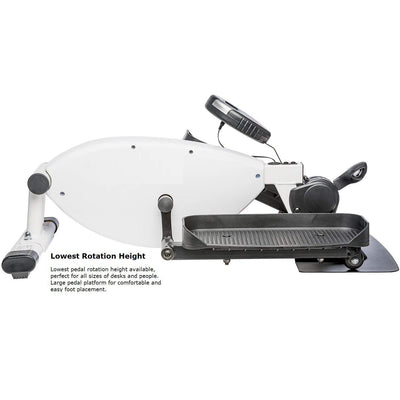 Nextgen Under Desk Elliptical Cycle with Free Shipping