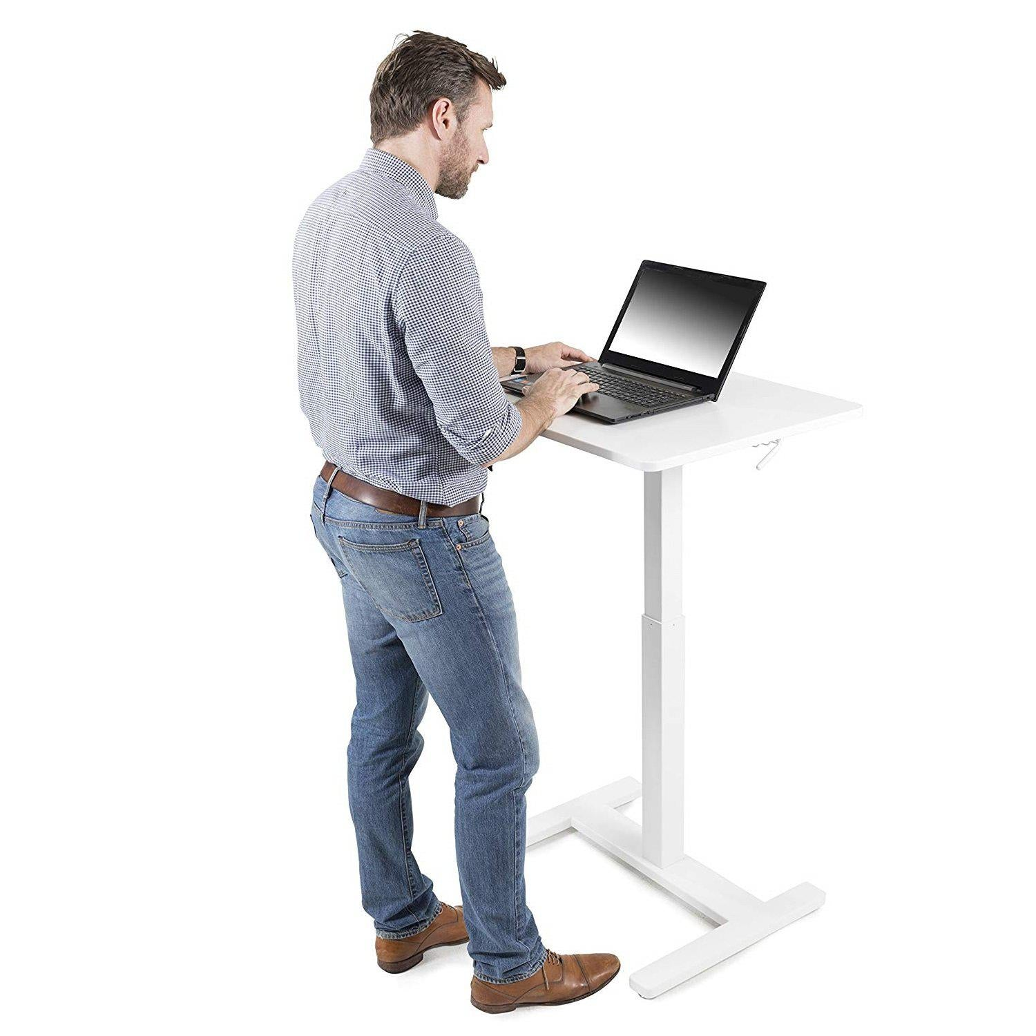 Nextgen Height Adjustable Sit to Stand Desk with Free Shipping