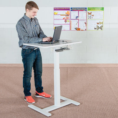 Nextgen Sit to Stand Height Adjustable Desk with Free Shipping