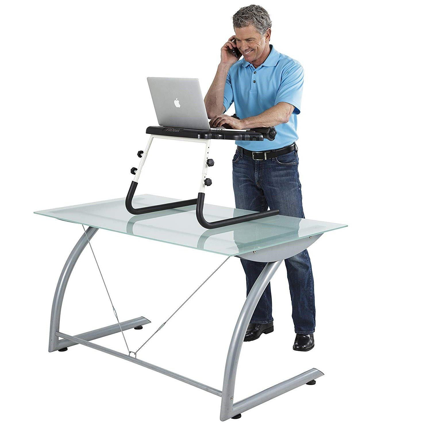 Nextgen Portable Tabletop Standing Desk with Free Shipping