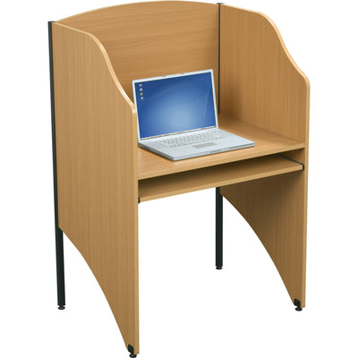 Floor Carrel and Add-A-Carrel-
