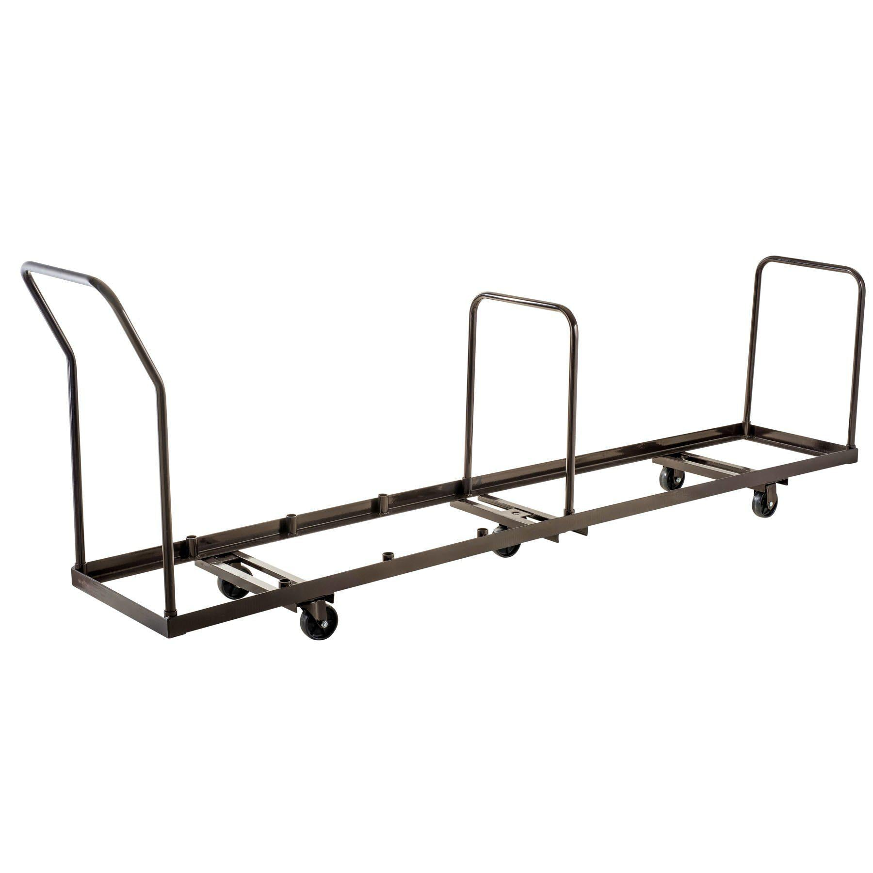 Folding Chair Dolly For Vertical storage, 50 Chair Capacity-Chairs-