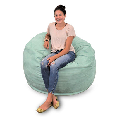 FOM-Bags with Microsuede Cover-Soft Seating-