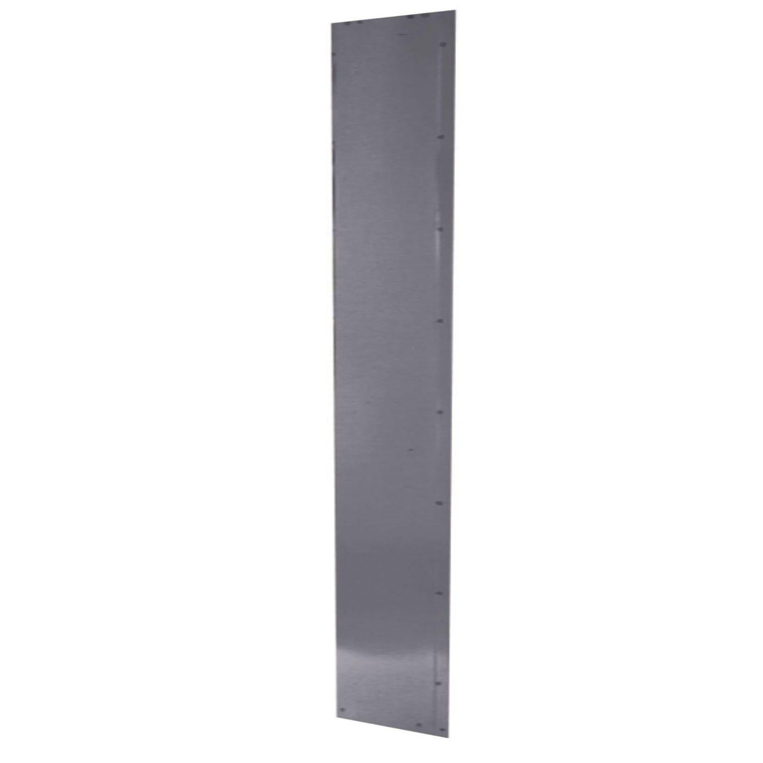 "Hallowell Universal End Panel-Lockers-12""D x 60""H-Hallowell Gray-"