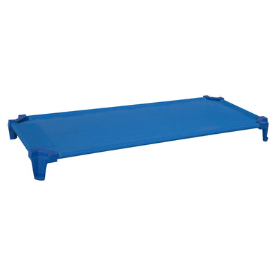 Incredible Cot Single Pack of (1) Factory Assembled, Blue