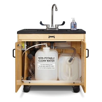 Jonti-Craft® Clean Hands Helper with Water Heater-Pre-School Furniture-
