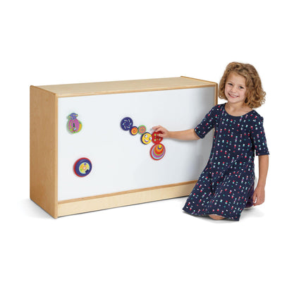 Jonti-Craft® STEM Combo Mobile Storage Unit-Pre-School Furniture-
