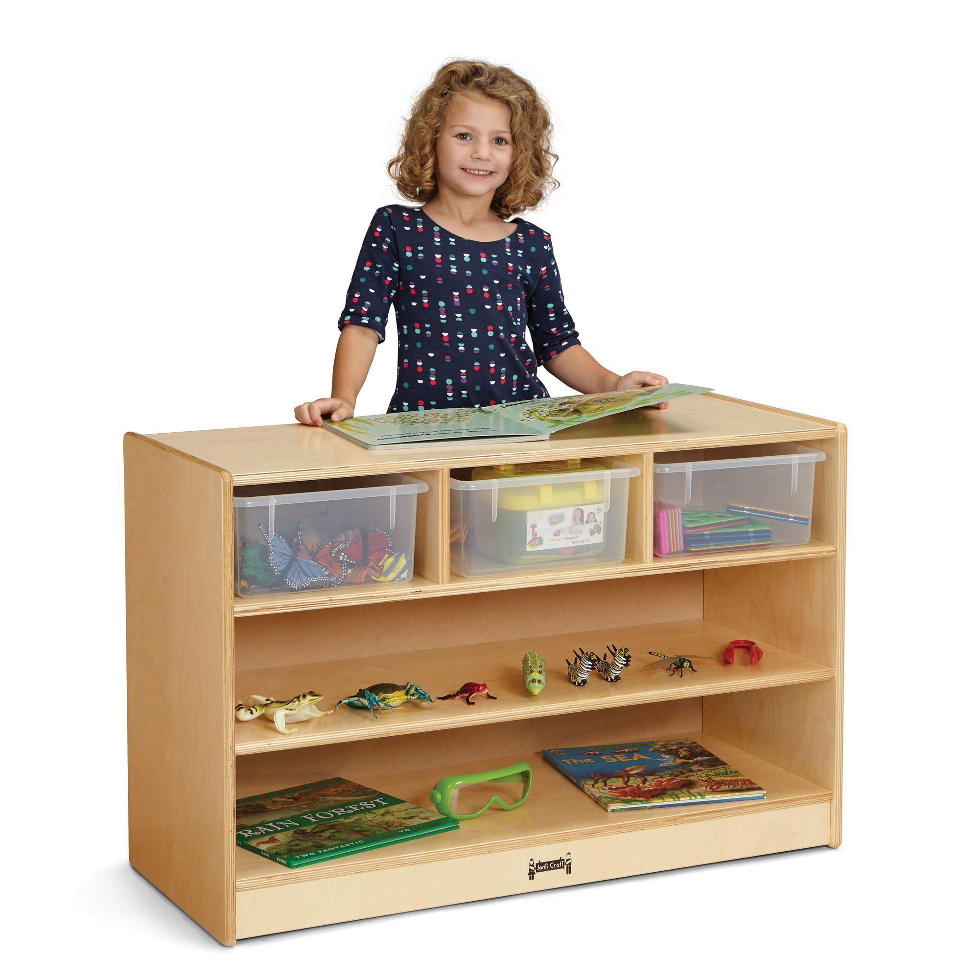 Jonti-Craft® STEM Combo Mobile Storage Unit