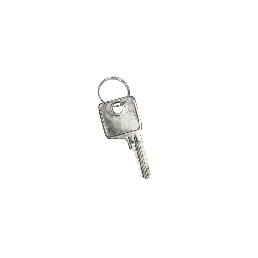 Master Control Key for Padlock for Heavy-Duty Plastic Lockers-