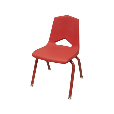 "MG1100 Series Stack Chairs-Chairs-16""-Red-Red"