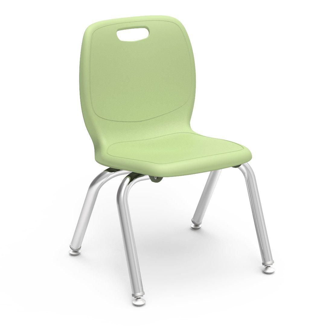 Nextgen2 Series 4-Leg Stack Chairs.
