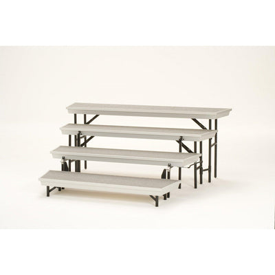 NPS® 4th level add on for TransPort Tapered Choral Riser-Stages & Risers-