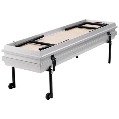 NPS® TransPort 3-Level Straight Choral Riser-Stages & Risers-