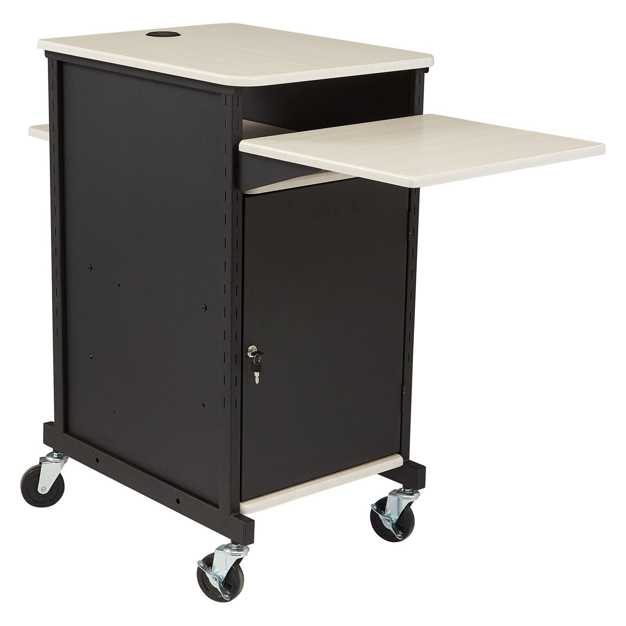 Oklahoma Sound® Jumbo Presentation Cart-Audio-Visual/Presentation-