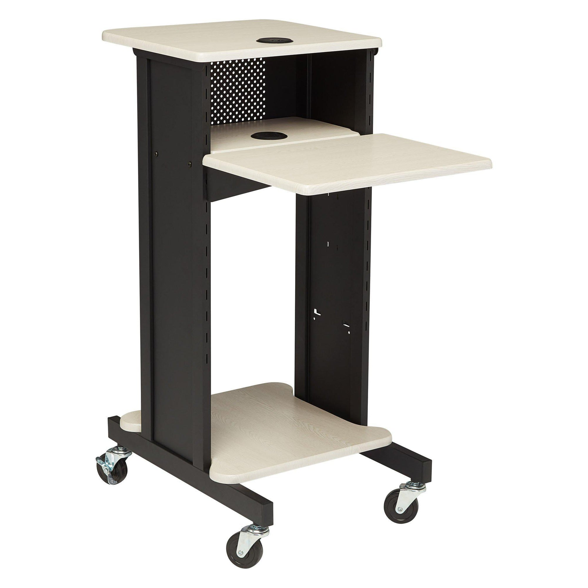 Oklahoma Sound® Premium Presentation Cart-Audio-Visual/Presentation-