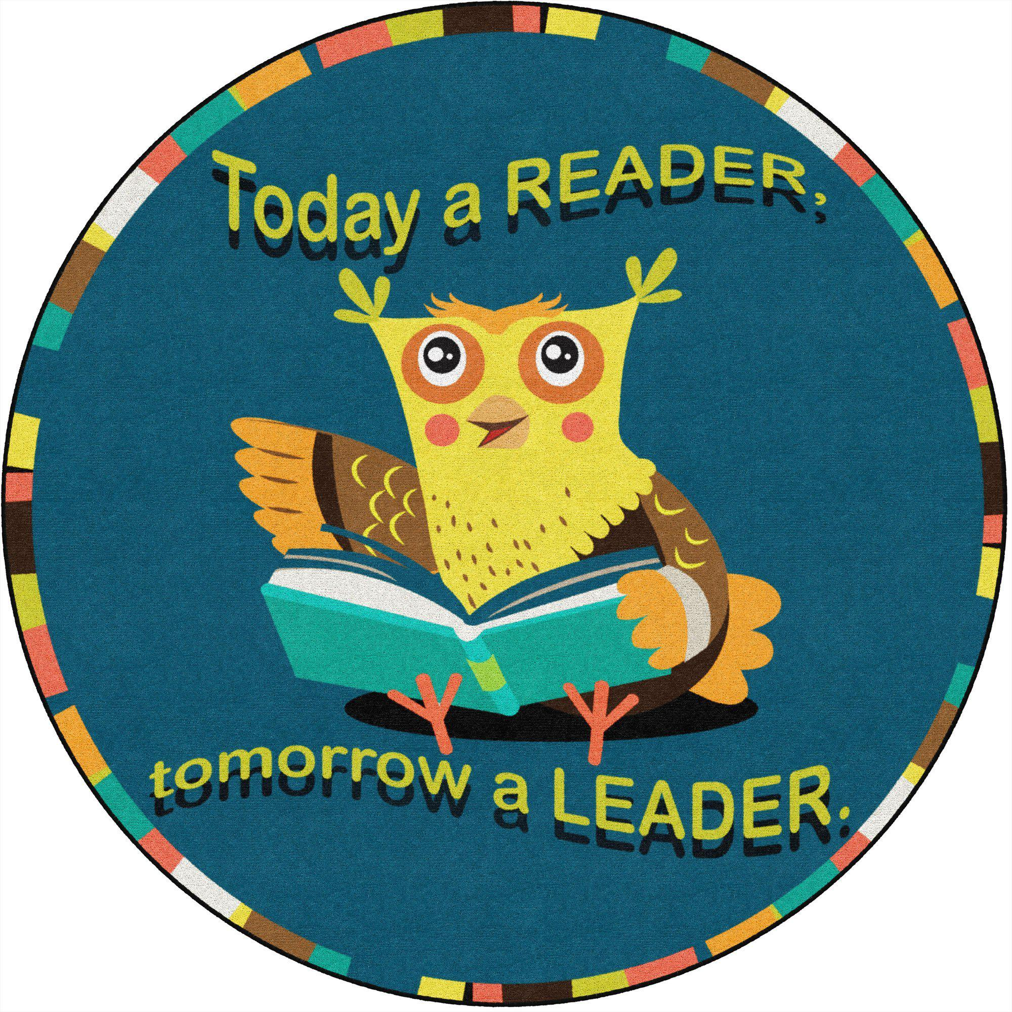 Reader to Leader Rugs