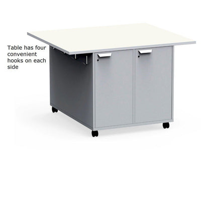 Ruckus Dual Sided Work Table-Tables-