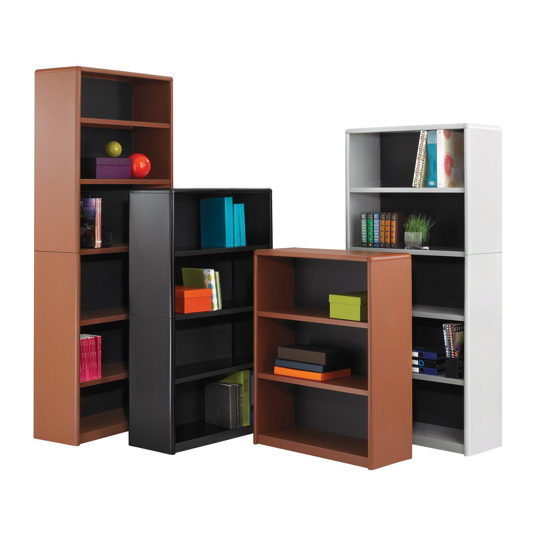 Safco 6-Shelf ValueMate® Economy Bookcase,
