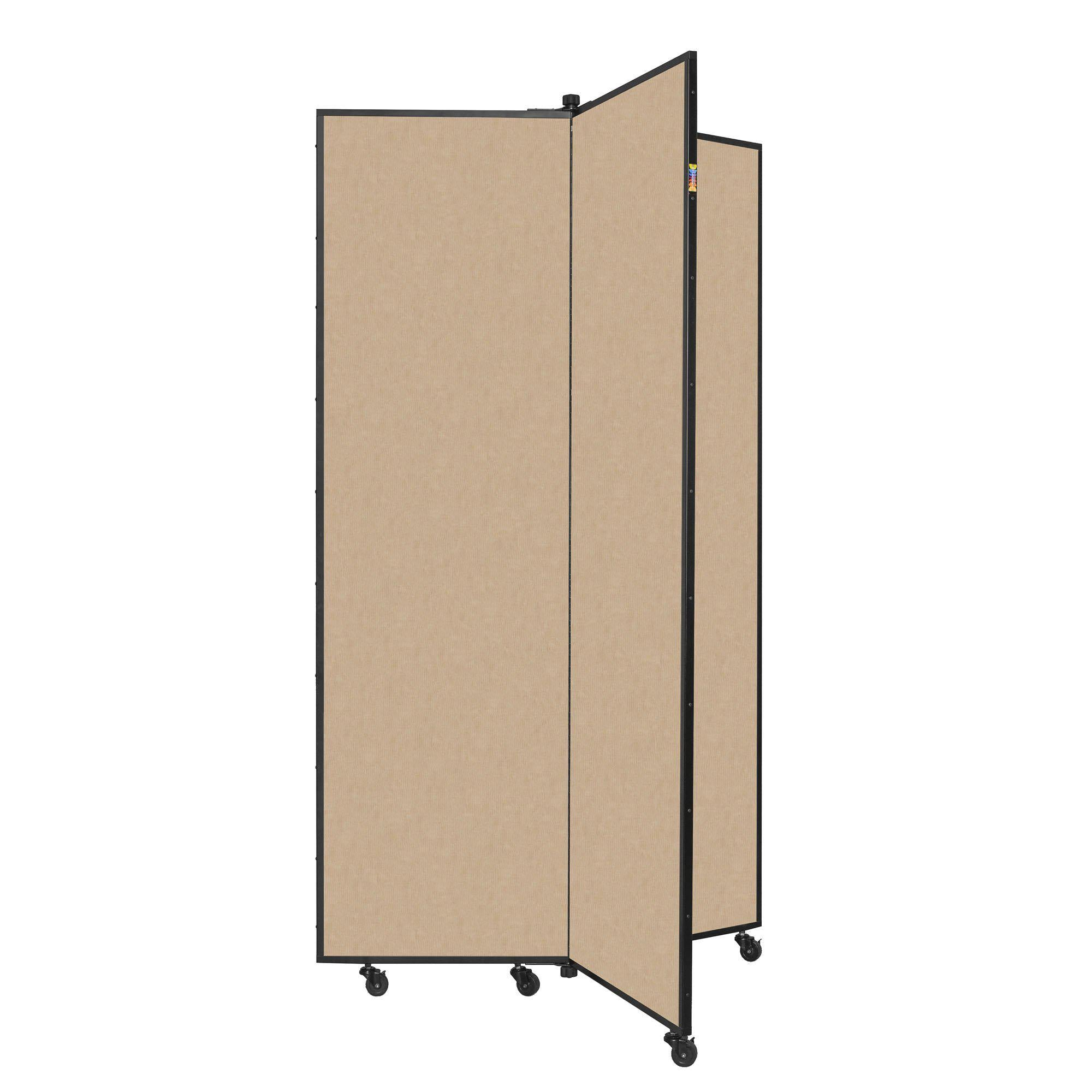 "Screenflex Display Tower-Partitions & Display Panels-5' 9""-3-"