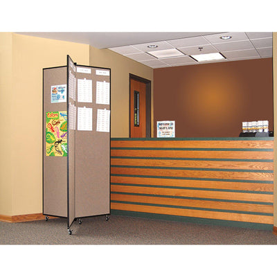 Screenflex Display Tower-Partitions & Display Panels-