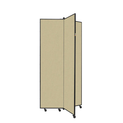 "Screenflex Display Tower-Partitions & Display Panels-6' 5""-3-"