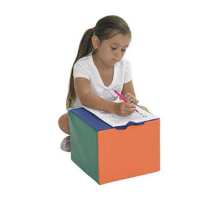 SoftScape™ Child Carry Me Cube, 4-Piece, Assorted-Soft Seating-