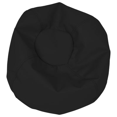 SoftScape™ Classic 22-Inch Toddler Bean Bag-Soft Seating-Black-