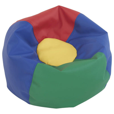 SoftScape™ Classic 26-Inch Junior Bean Bag-Soft Seating-Assorted-