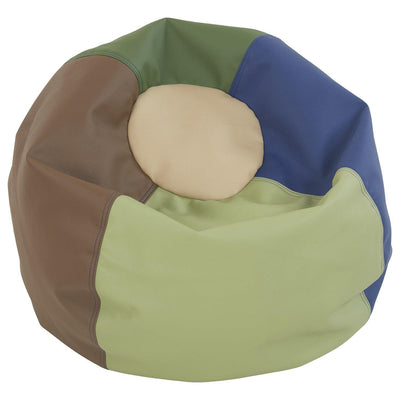 SoftScape™ Classic 26-Inch Junior Bean Bag-Soft Seating-Earthtone-