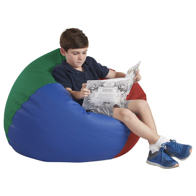 SoftScape™ Classic 35-Inch Standard Bean Bag-Soft Seating-