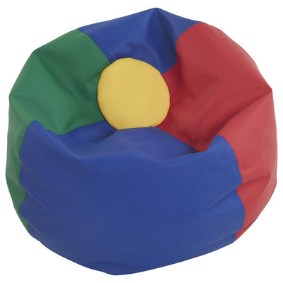 SoftScape™ Classic 35-Inch Standard Bean Bag-Soft Seating-Assorted-