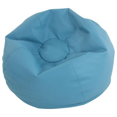 SoftScape™ Classic 35-Inch Standard Bean Bag-Soft Seating-Teal-