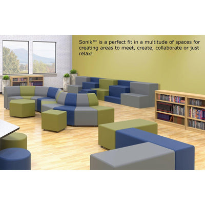 Sonik™ 2 or 3 Step Soft Seating-Soft Seating-