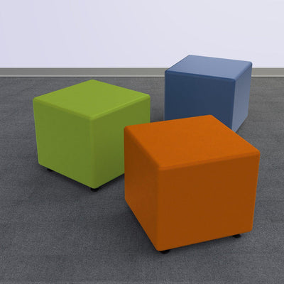 Sonik™ Soft Seating Stools and Benches-Soft Seating-
