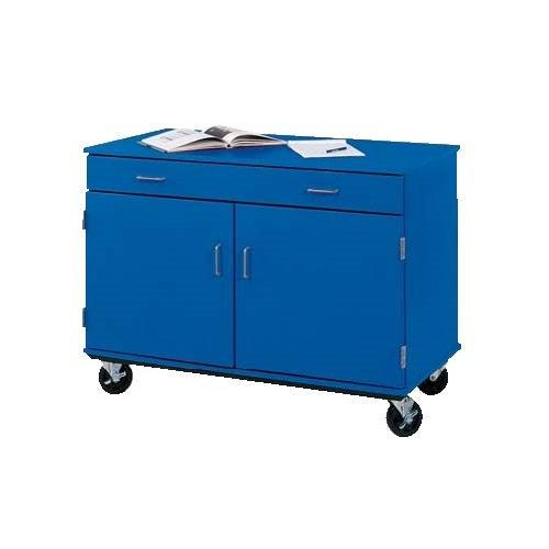 Drawer Over Doors Mobile Storage Cabinet, Lockable