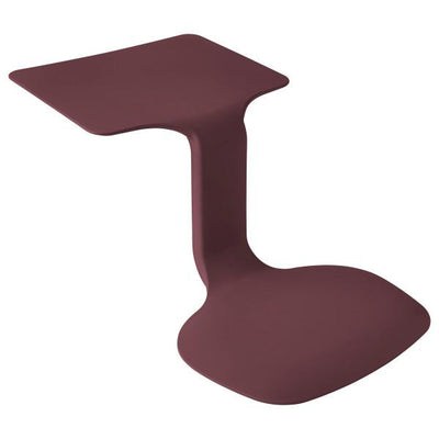 Surf Portable Desk, Carton of 10-Desks-Burgundy-