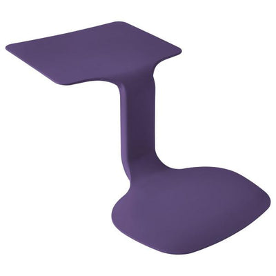 Surf Portable Desk, Carton of 10-Desks-Eggplant-