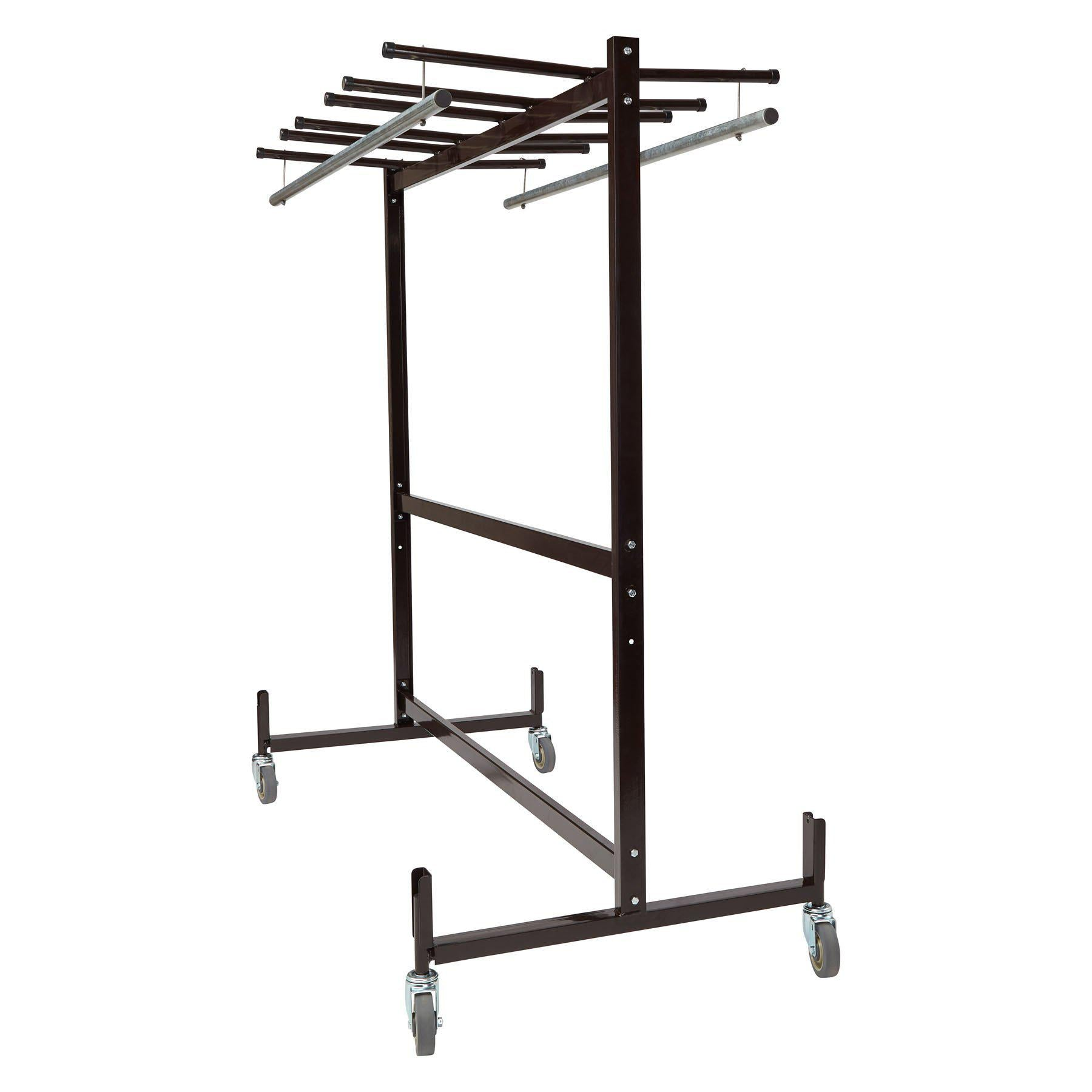 Table & Chair Storage Truck With Checkerette Bars-Tables-