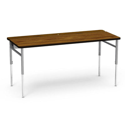 "Nextgen Flip-Top Adjustable-Height Technology Tables, 30"" Deep"