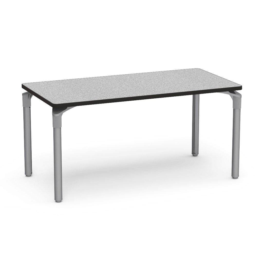 "Nextgen P-Series Library & Technology Table, 30""W x 84""L, 29"" Fixed Height"
