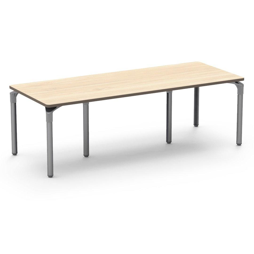 "Nextgen P-Series Library & Technology Table, 36""W x 90""L, 29"" Fixed Height"