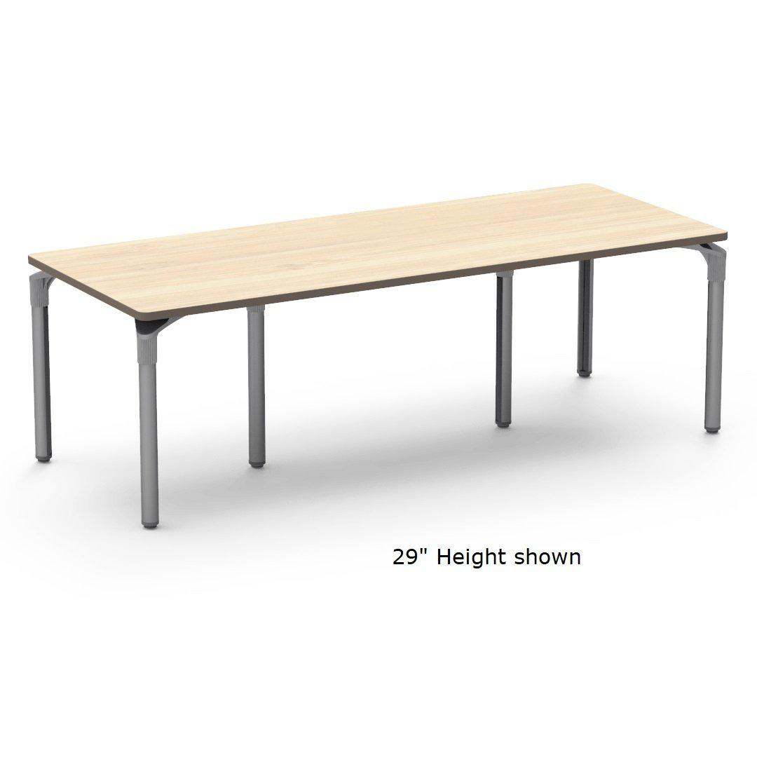 "Nextgen P-Series Library & Technology Table, 30""W x 84""L, 39"" Fixed Height"