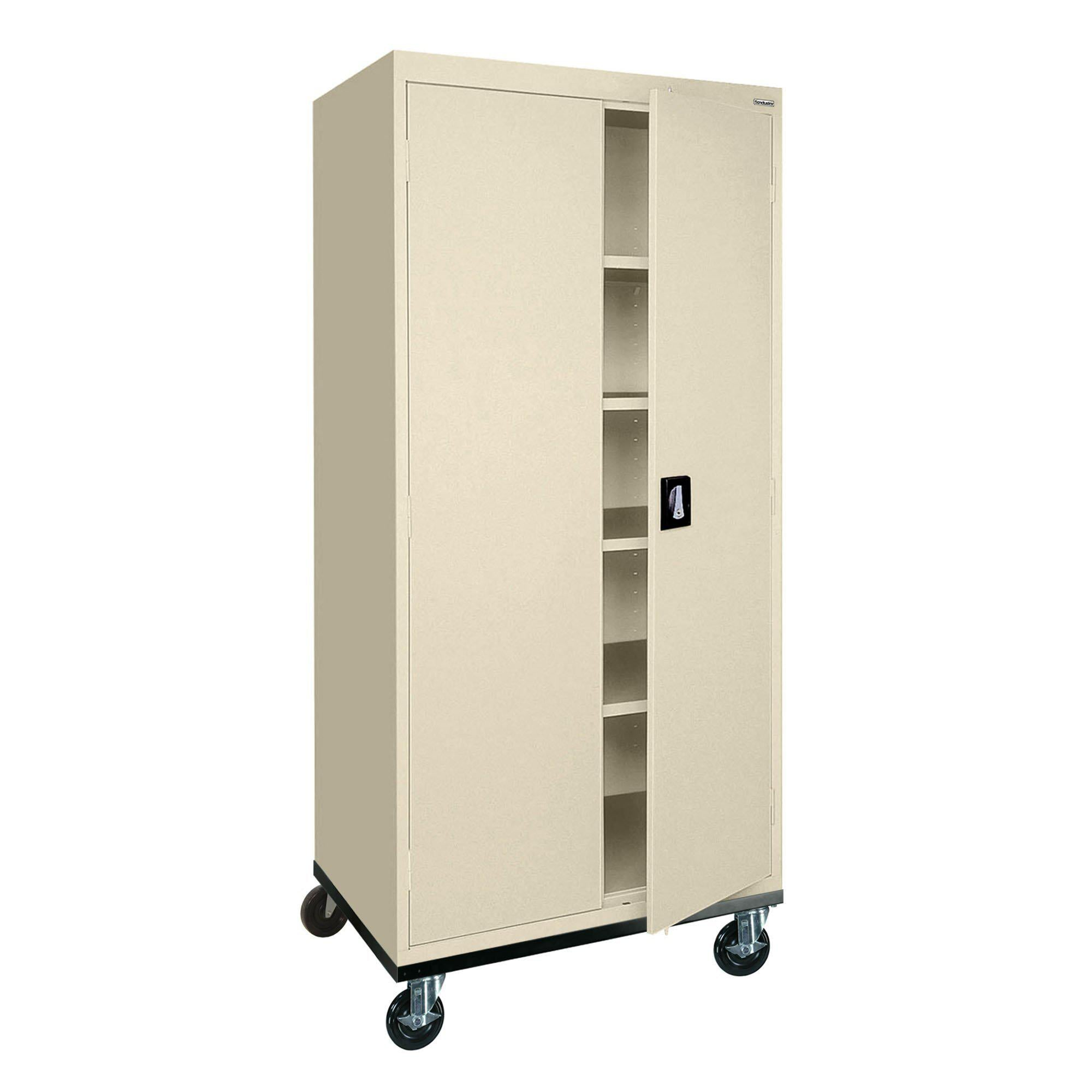 Transport Series Storage Cabinet, 36 x 24 x 72