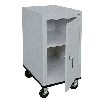 Transport Series Work Height Storage Cabinet, 18 x 24 x 30, Multi Granite