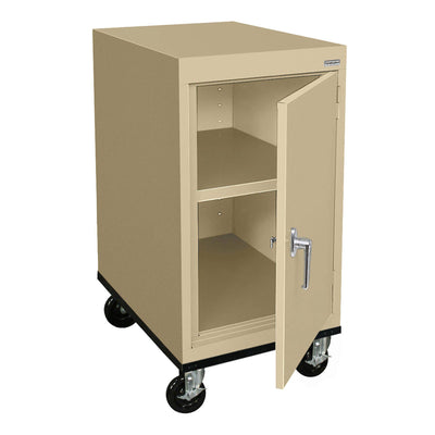 Transport Series Work Height Storage Cabinet, 18 x 24 x 30, Tropic Sand