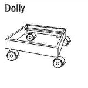 Dolly For Trinity All Wood Stacking Chairs
