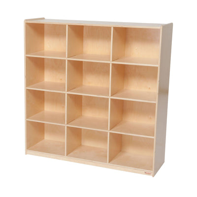 12 Big Cubby Storage