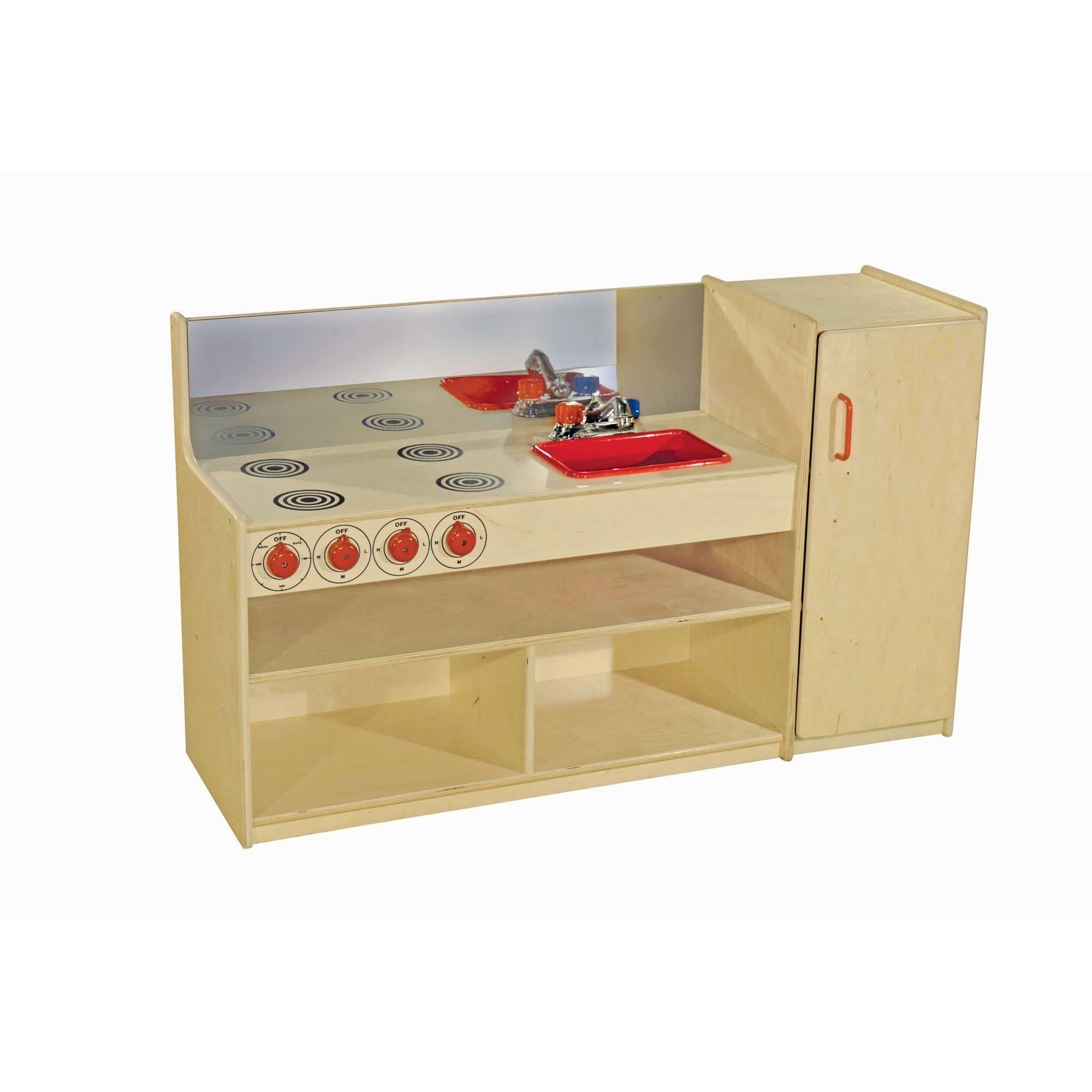 Wood Designs  3-N-1 Kitchenette